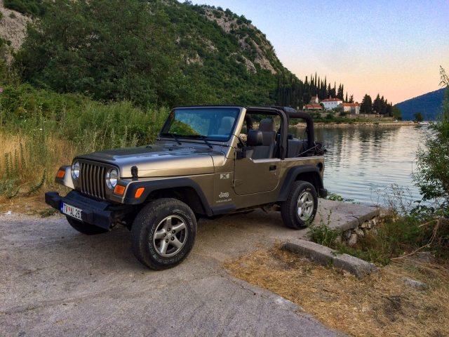 Что посетить в Черногории на машине