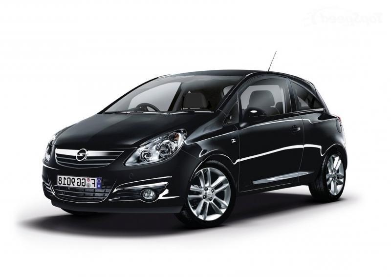 Opel Corsa 1.4L